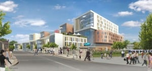 The new National Children's Hospital is part of the capital programe
