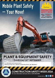 CIF Construction Safety Week 2016, Day 4