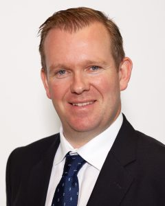 Sean Downey, CIF DIrector, Specialist Contracting, Mechanical & Electrical