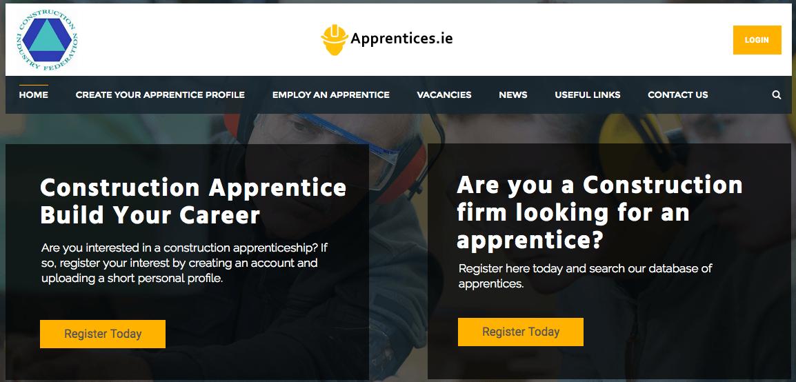 Irish construction apprenticeships