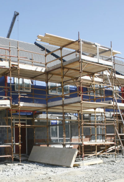 Ulster Bank Construction PMI Report August