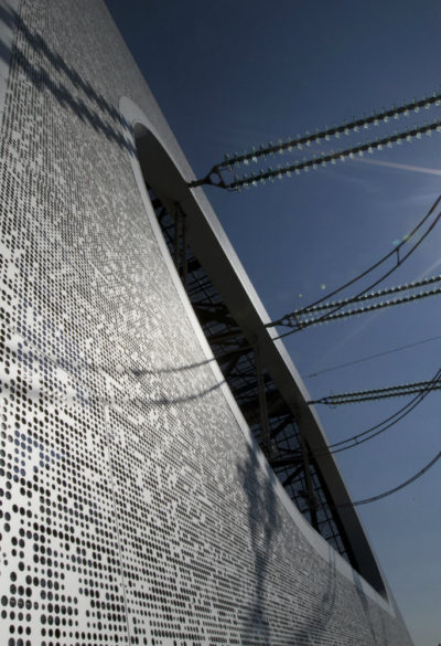 City Emotion Precision Perforated Metal Solutions