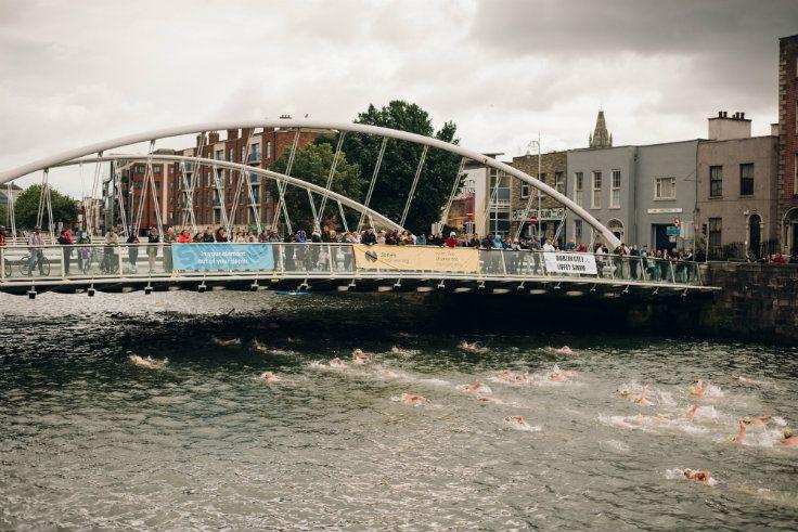 Jones Engineering Dublin Liffey Swim
