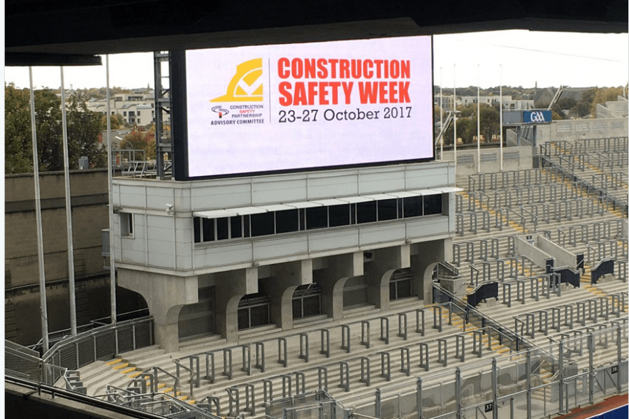 Construction industry continued to reduce fatalities in 2017