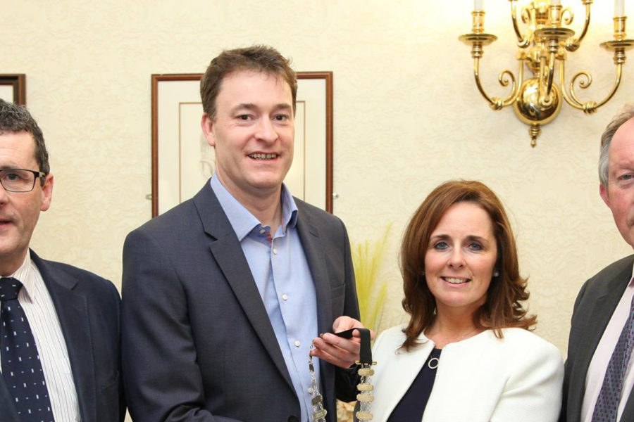 FIRST FEMALE CHAIRPERSON ELECTED TO THE CIF GALWAY BRANCH
