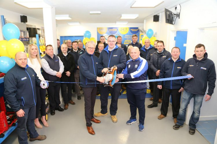 HSS Hire Waterford Branch Opens