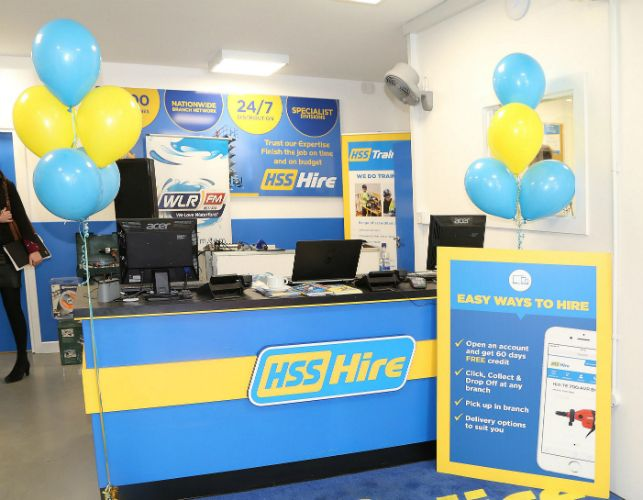 HSS Hire Waterford