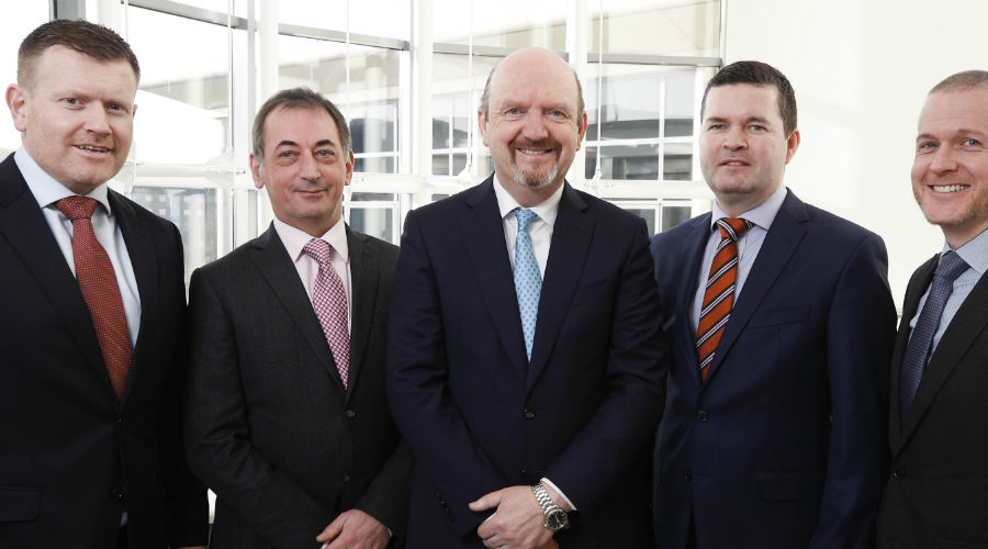 Senior Appointments at Walls Construction