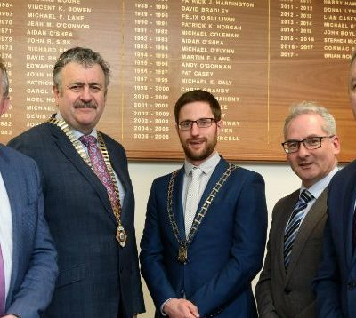 New Chairman Elected to CIF Cork Branch