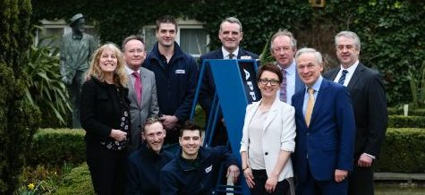 Generation Apprenticeship Competition Exhibits on Display in National College of Ireland 6th – 30th April