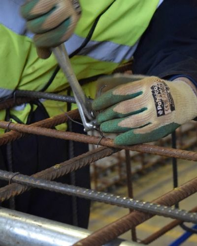 Ballyfermot College Steel Fixing Course Graduates Prove Their Metal in Construction Sector