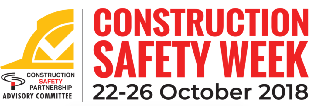 Construction Safety Week 2018