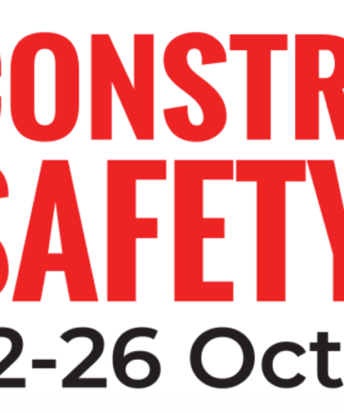 10 Activities to organise during CIF Construction Safety Week 2018