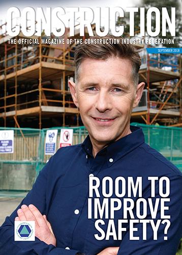 Construction Magazine September 2018