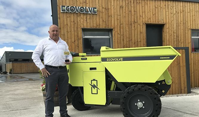 Irish Firm Carves Market Niche at Home and Abroad with Electric Plant Solutions