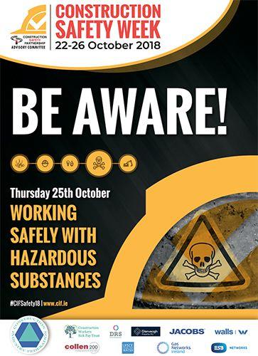 Working Safely with Hazardous Substances