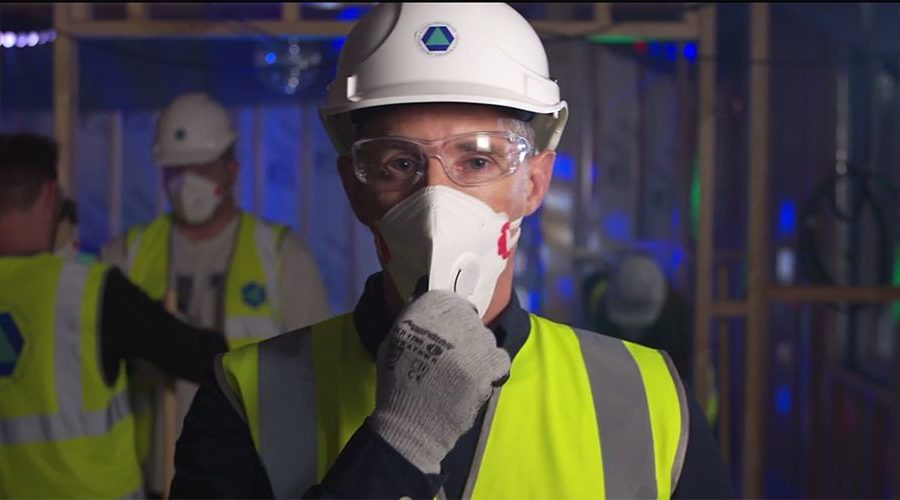 Video: Dermot Bannon, Construction Safety Week, Day 4 – Working Safely with Hazardous Substances