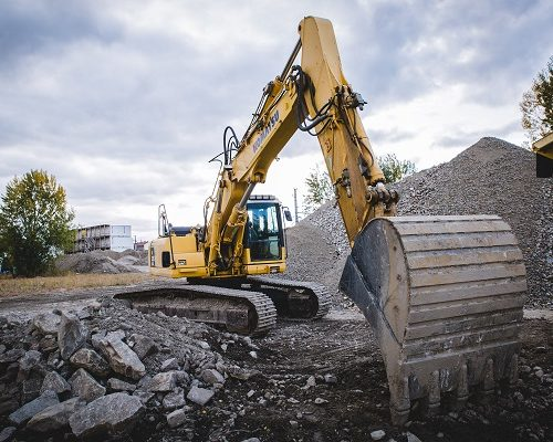 GPS Tracking System Allows Construction Companies Manage Assets More Efficiently