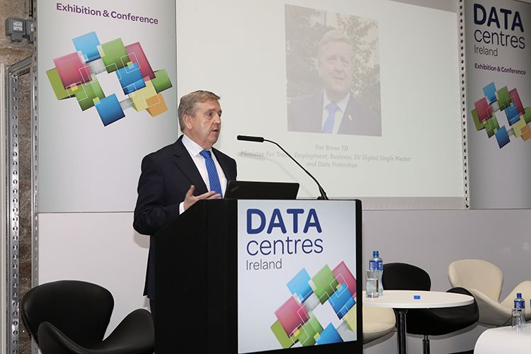 DataCentres Ireland Conference 2018 – 20 to 21 November