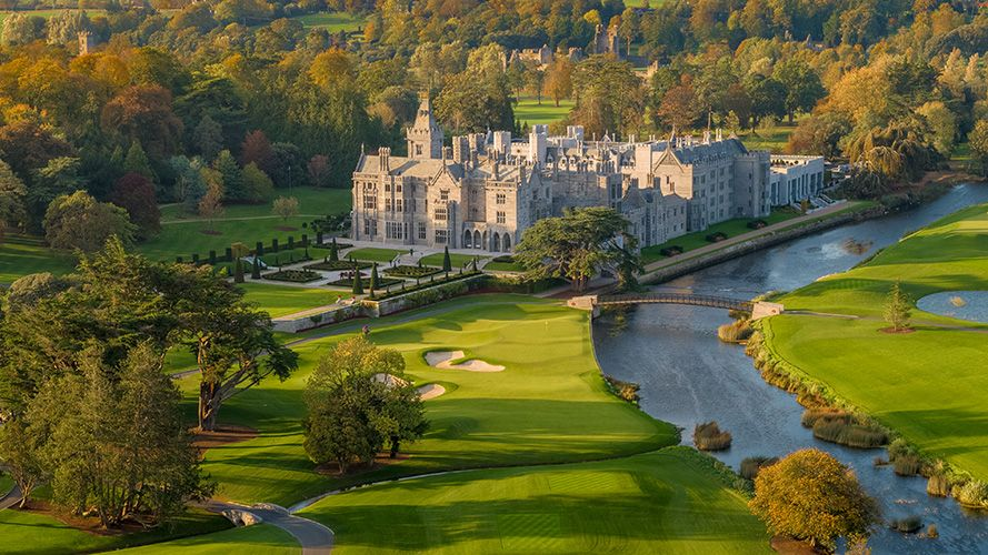 Adare Manor Restoration – John Paul Construction