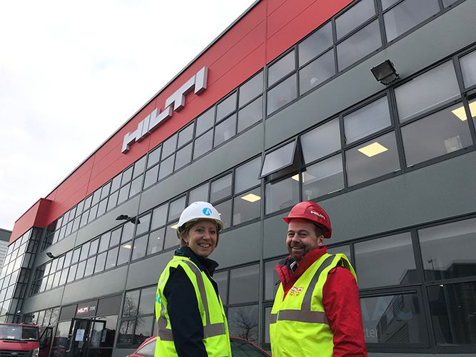 Ardmac Awarded Commercial Fit Out Contract of Hilti Head Office, Dublin