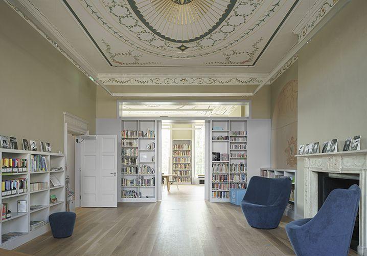 Goethe-Institut Irland – Stewart Construction