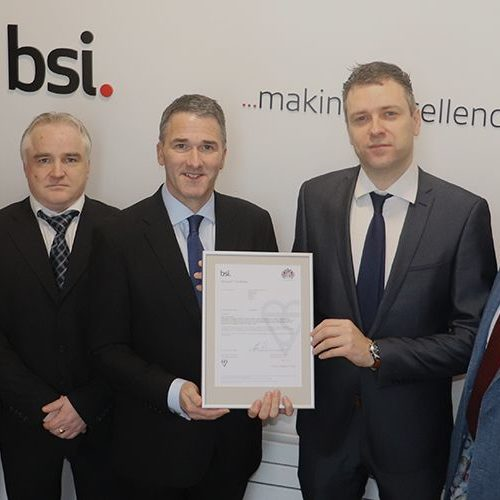 Jones Engineering Obtains BIM Level 2 BSI Kitemark™ for PAS 1192-2:2013