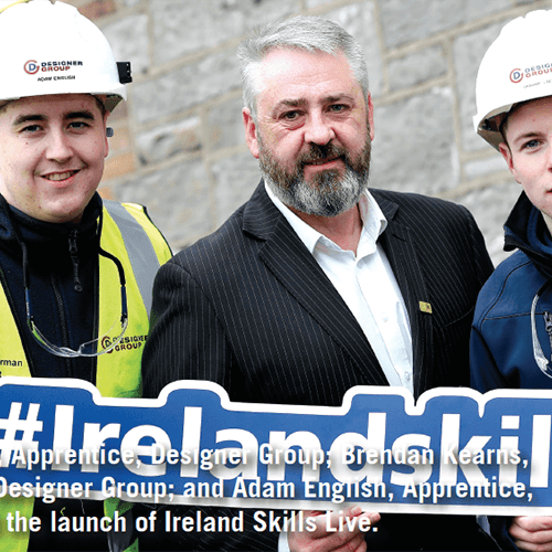 Over 7,000 Students Set to Attend Ireland Skills Live at The RDS