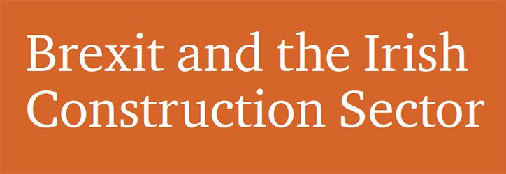 Key Brexit construction impacts