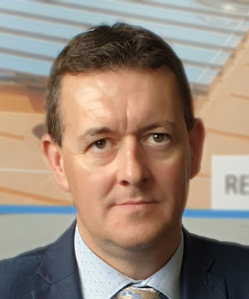 Declan Murphy Appointed Director of Roofing at Laydex Building Solutions