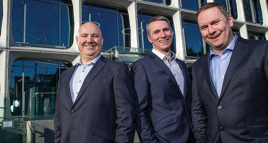 Jones Engineering Announces Three New Senior Appointments