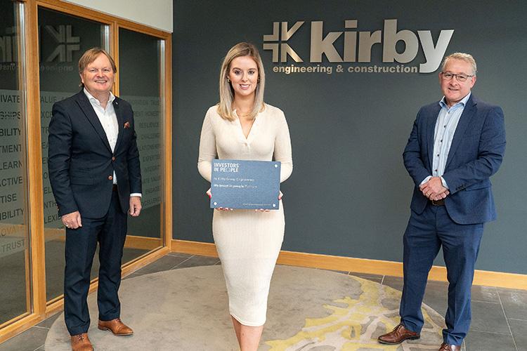 Kirby Investors in People