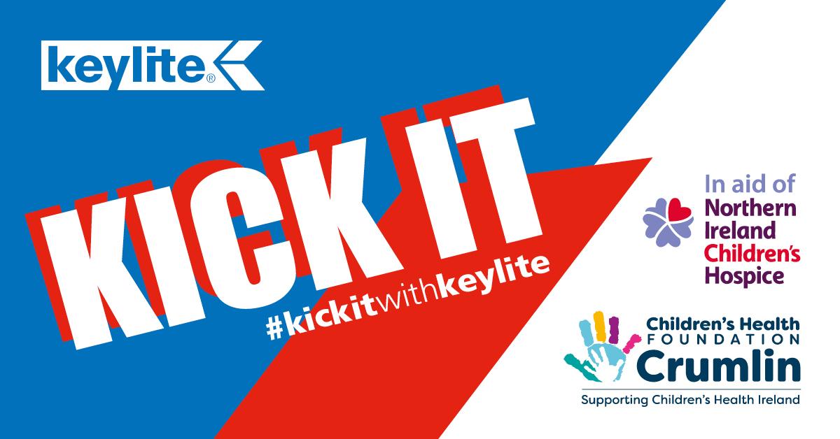 #KickItWithKeylite