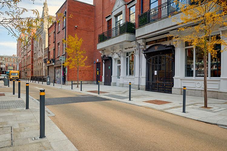 Clarendon Street Area Improvement Scheme – Actavo Civils Division
