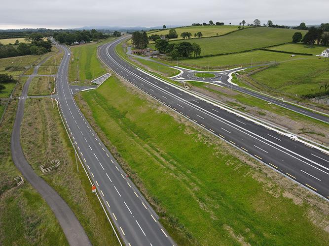 N4 Collooney to Castlebaldwin Road Scheme – Roadbridge