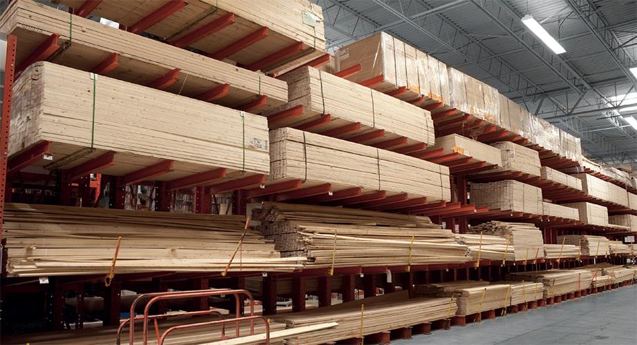 Building materials prices