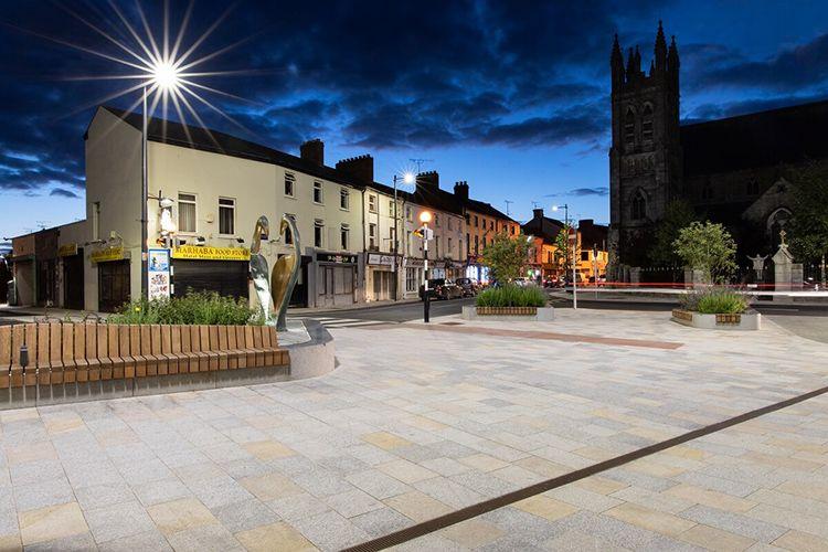 Clanbrassil Street/St Nicholas Quarter Public Realm Rejuvenation Scheme, Dundalk – John Cradock Limited